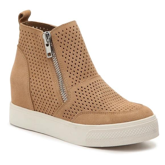 Steve Madden Shoes - Steve Madden Lali Wedge Sneaker 7